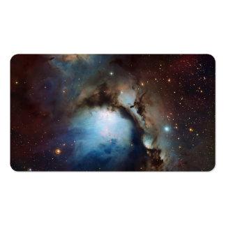Una astronomía de espacio más sucia 78 de la nebul tarjetas de visita