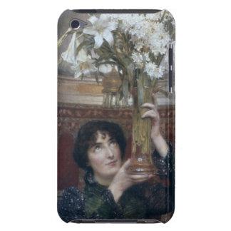 Una bandera de la tregua, 1900 (aceite en el panel iPod touch Case-Mate carcasas