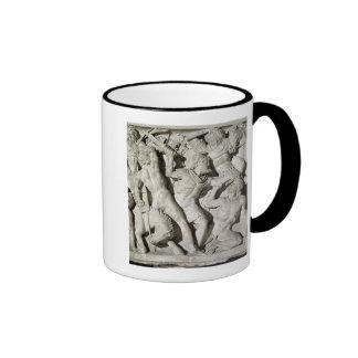 Una batalla entre los romanos y Galatians Taza De Café