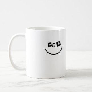 una bebida esperanzada taza