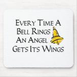 Una Bell suena cada vez Tapetes De Raton