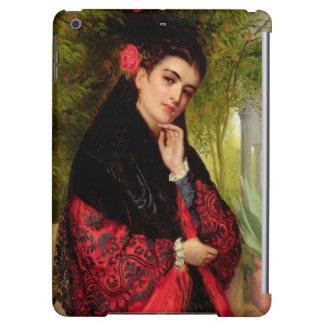 Una belleza española, 1872 (aceite en lona)