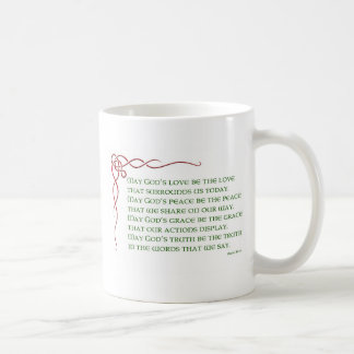 Una bendición céltica taza