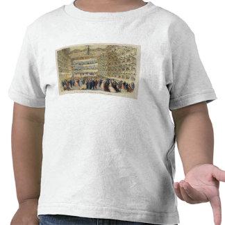 Una bola enmascarada en el teatro de Fenice, Camisetas