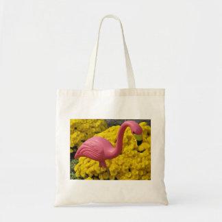 Una bolsa de asas del flamenco
