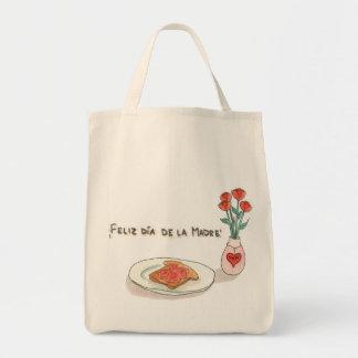 Una Bolsa de compras del Día de la Madre Tote Bag