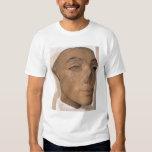 Una cabeza real, posiblemente de Nefertiti, de Polera