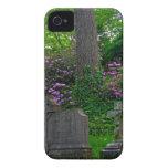 Una caja de Blackberry del resto de los jardines iPhone 4 Case-Mate Cárcasas
