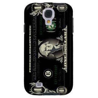 Una caja de la galaxia S4 de Bill de dólar de EE.  Funda Para Galaxy S4
