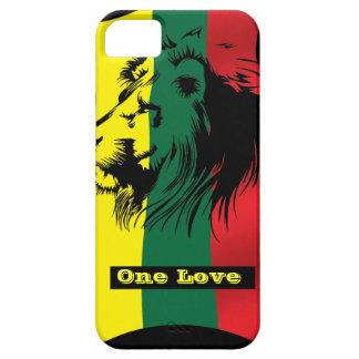 Una caja del teléfono 5 del amor I iPhone 5 Carcasa