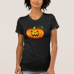 Una calabaza camiseta
