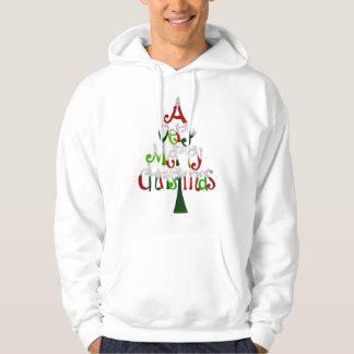 Una camisa de las Felices Navidad muy