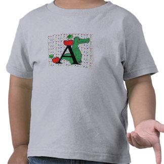 Una camisa del monograma