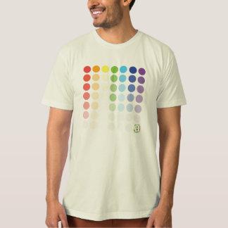 una camisa punteada