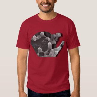 Una camiseta de Cootie de la staph Poleras