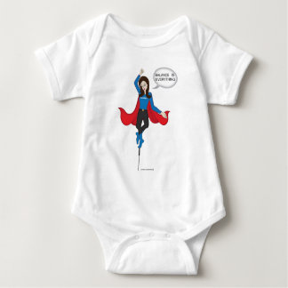 Una camiseta de la balanza para los niños y los