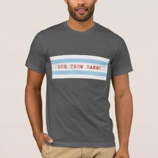 Una camiseta de Rahm del término
