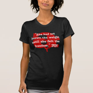 Una camiseta del DISEÑO de la MARCA ROJA de las Playera