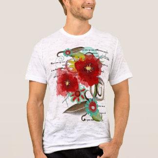 Una camiseta muy especial y preciosa