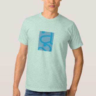 Una camiseta playeras