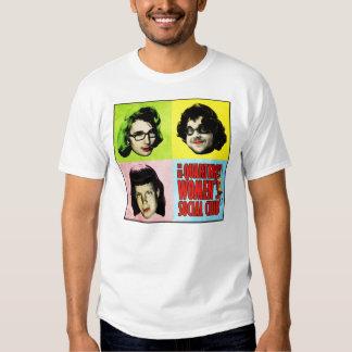 Una camiseta repugnantamente demasiado cara de poleras