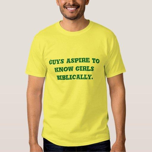 una camiseta sexual sugestiva remera