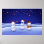 Una canción del navidad posters