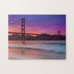 Una captura de puente Golden Gate de San Francisco Rompecabezas