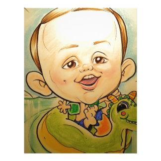 """Una caricatura mas mandona """"muchacho de la alameda plantilla de membrete"""
