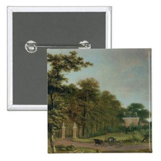 Una casa de campo pin