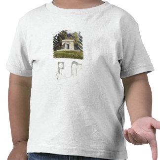 Una casa del hielo, depósito de Ackermann del 'de Camisetas