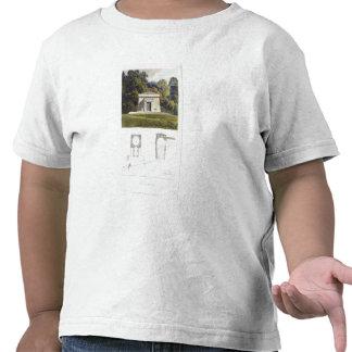 Una casa del hielo, depósito de Ackermann del 'de Camiseta