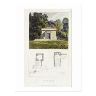 Una casa del hielo, depósito de Ackermann del 'de Postal
