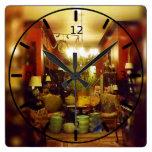 Una casa interior Kansas City de Webster de la oje Reloj
