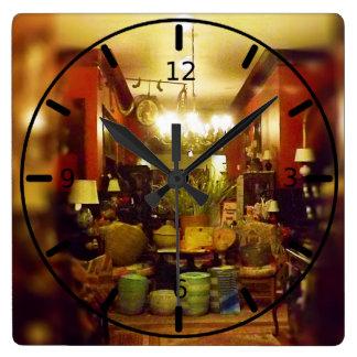 Una casa interior Kansas City de Webster de la Reloj Cuadrado
