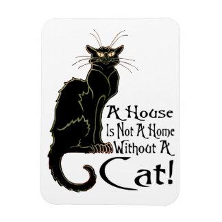 """""""Una casa NO ES un hogar sin un imán del gato"""" -"""