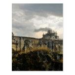Una catedral en las ruinas (Guatemala) Postales