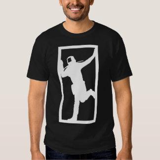 Una cautela más sucia - la camiseta de los hombres poleras