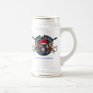 Una cerveza observada Stein de los enchufes Tazas De Café