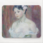 Una chica joven, 1893 mouse pad