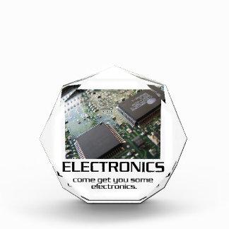 Una cierta electrónica