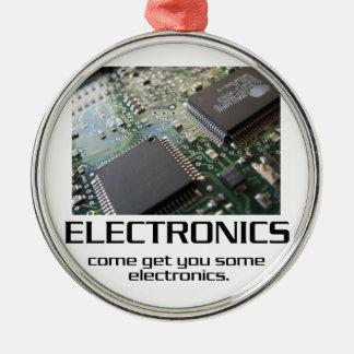 Una cierta electrónica adorno