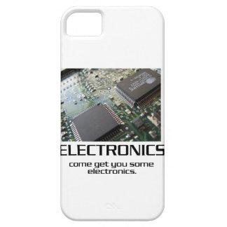 Una cierta electrónica iPhone 5 protector