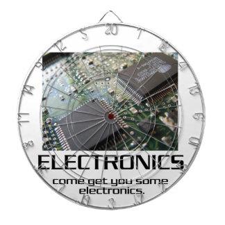 Una cierta electrónica tabla dardos