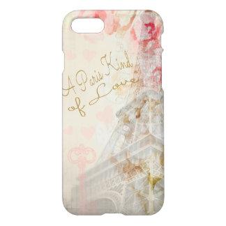 Una clase de París de amor Funda Para iPhone 7