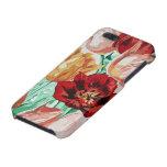 Una colección del tulipán iPhone 5 protectores