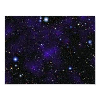Una colección grande de galaxias fotografía