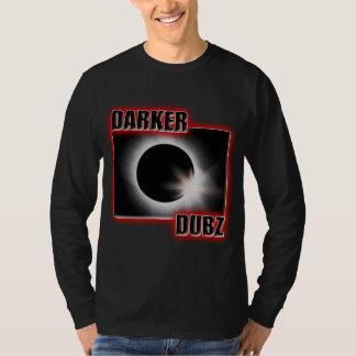 Una copia roja MÁS OSCURA de DUBZ Dubstep Playeras