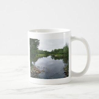 Una corriente acadiense taza