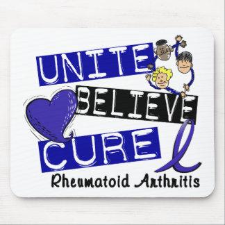 UNA CREEN artritis reumatoide de la CURACIÓN Tapetes De Raton